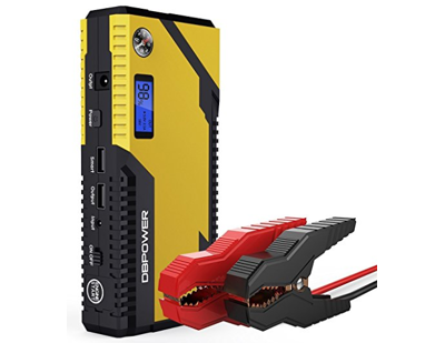 Auto battery booster