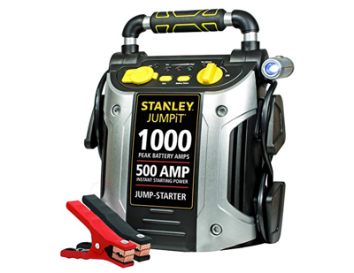 Jump Starter With Air Compressor Review