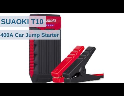 suaoki 10 portable auto jump starter